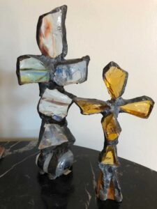 Old Rugged Crosses