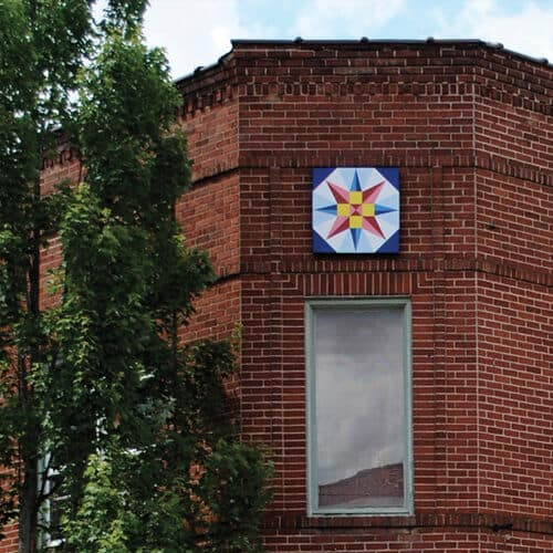 Haywood County Arts Council Quilt Trail